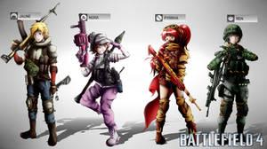 Battlefield 4: Fireteam JNPR