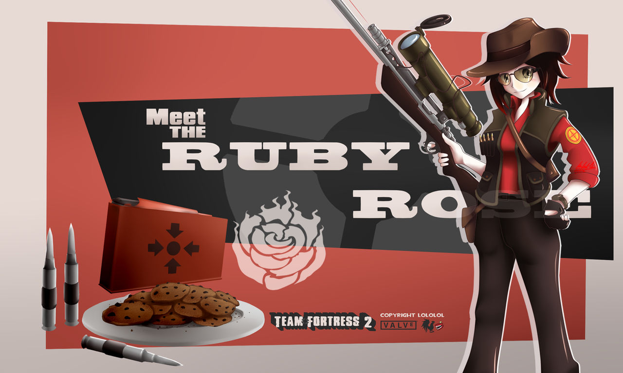 TF2: Meet the Ruby Rose