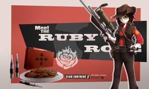 TF2: Meet the Ruby Rose by SSgt-LuLZ