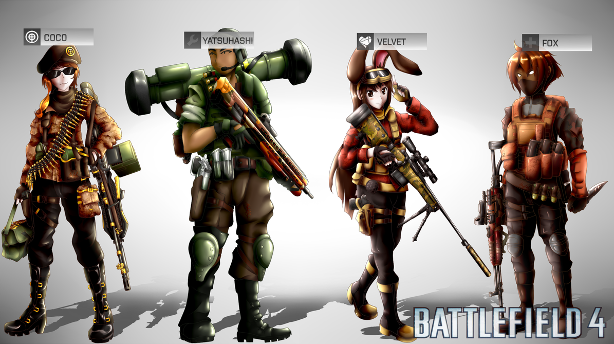 Battlefield 4 team cfvy by ssgt lulz on deviantart battlefield 4 team cfvy by ssgt lulz voltagebd Gallery