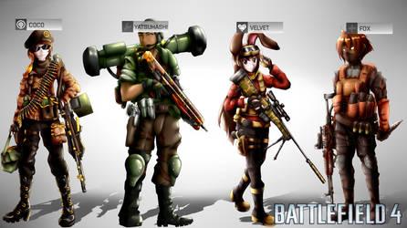 Battlefield 4: Team CFVY