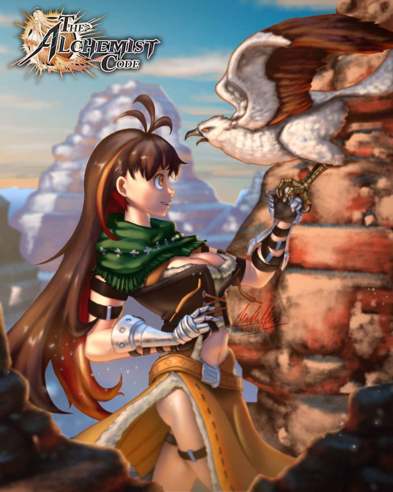 The Alchemist Code: Almira by SSgt-LuLZ