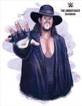 WWE The Undertaker (Deadman)