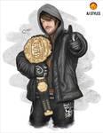 NJPW AJ Styles