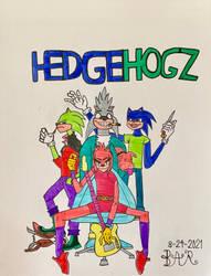 The HEDGEHOGZ Rockband