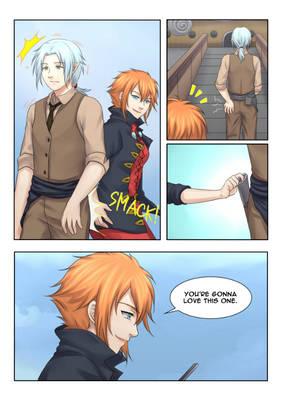 [Manga Page Commission] 02