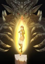 La Vela Eterna Cover Art