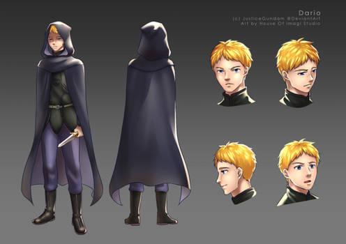 [Character Concept] Dario