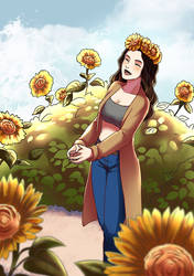 [Commission] Sunflower