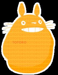 Totorototorototoro by Golgster