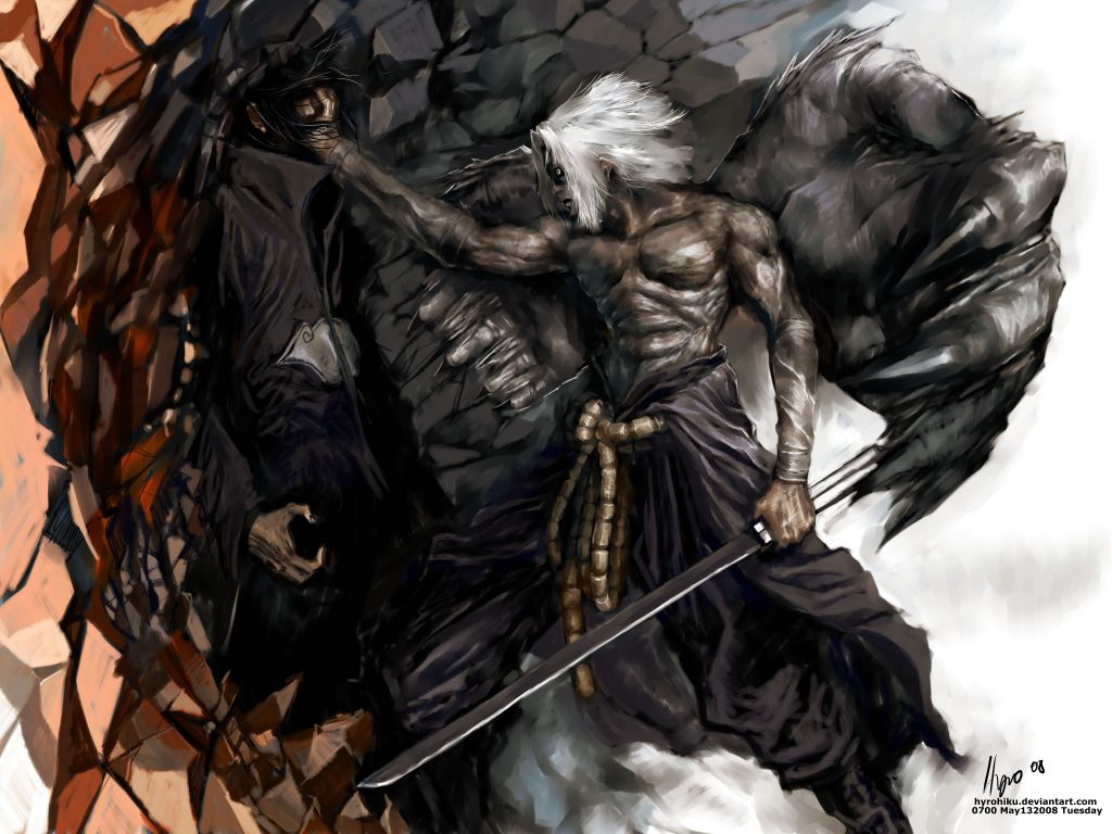 Image Result For Manga Rock Wallpaper