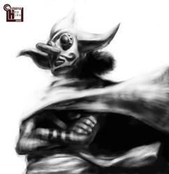 Usopp or Soge King by hyrohiku