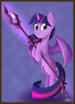 Twilight Sparkle Magic Staff