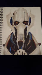 General Grievous by thatartpunk