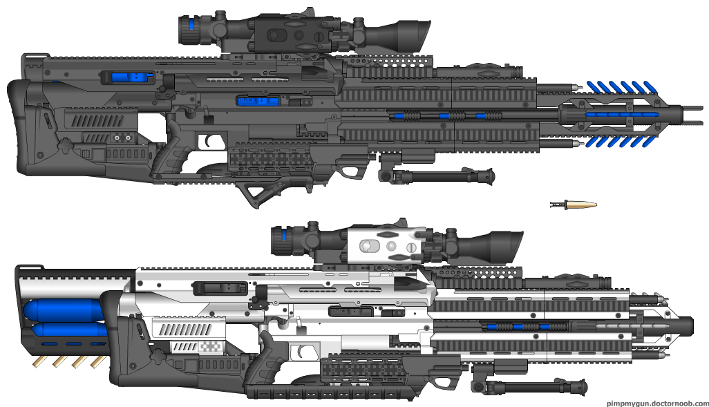 LRS-014 'Hammer' by Sakaryu