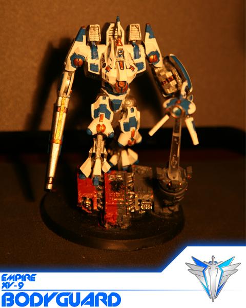 Empire XV9 BodyGuard by Sakaryu