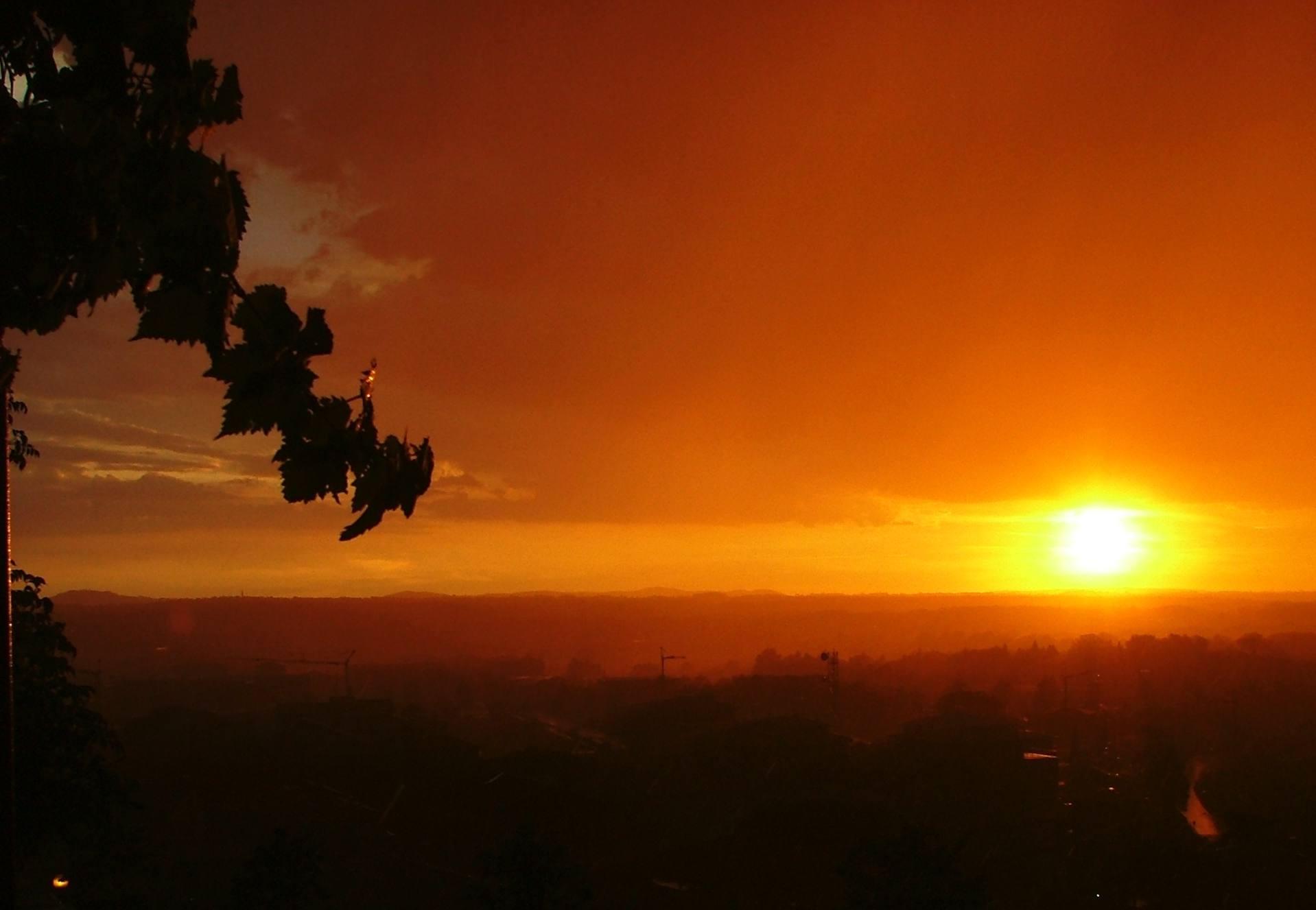 Mars sunset by cougarcat on deviantart - Mars sunset wallpaper ...