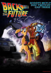 Back To The Future! by TheOnlyWolf100