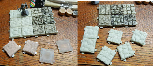 Tabletop Gaming Tiles Preview (COMING SOON)