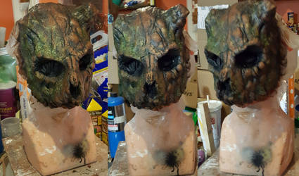 Forest Mask (Latex)