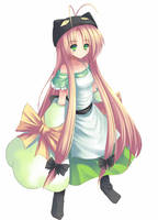 Mascot by cloverworkshop