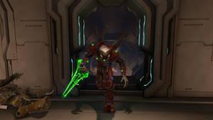 Shipmaster/Heretic Leader Roga 'Vanqumee