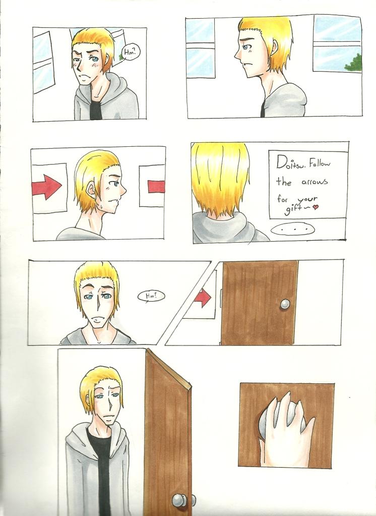 Doitsu's bday comic pt 1 by AkatsukiFan1