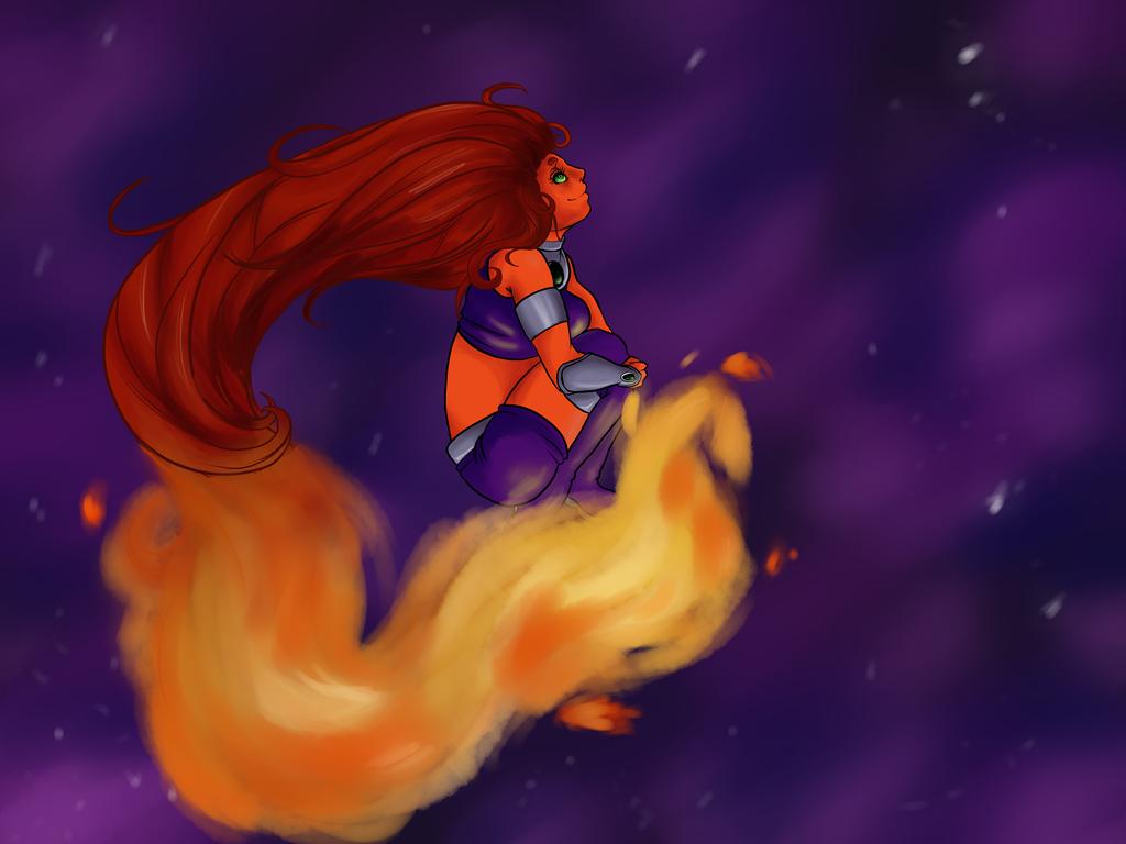 Starfire by AkatsukiFan1