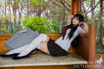 Rei Hino School Uniform - Sailor Moon