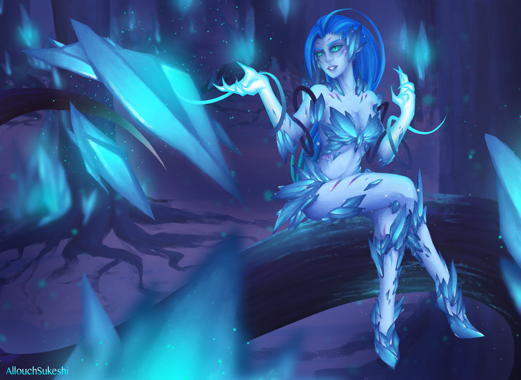 FrostThorn Zyra II by ...
