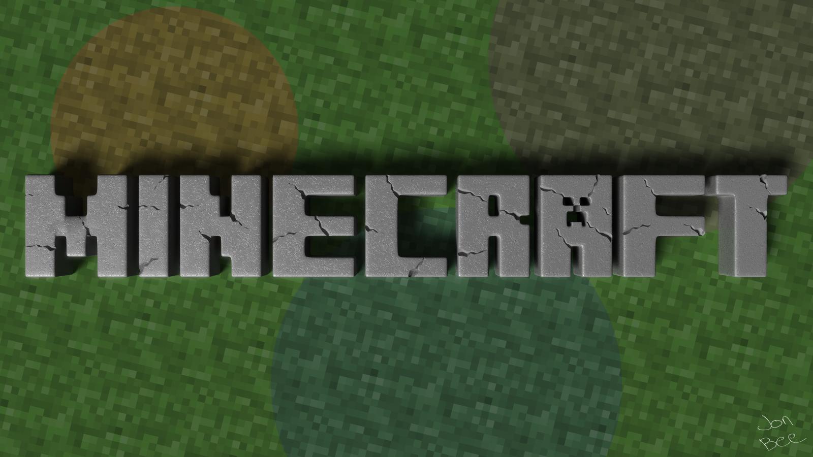 Minecraft Logo Desktop