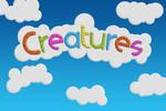Creatures Logo Mockup