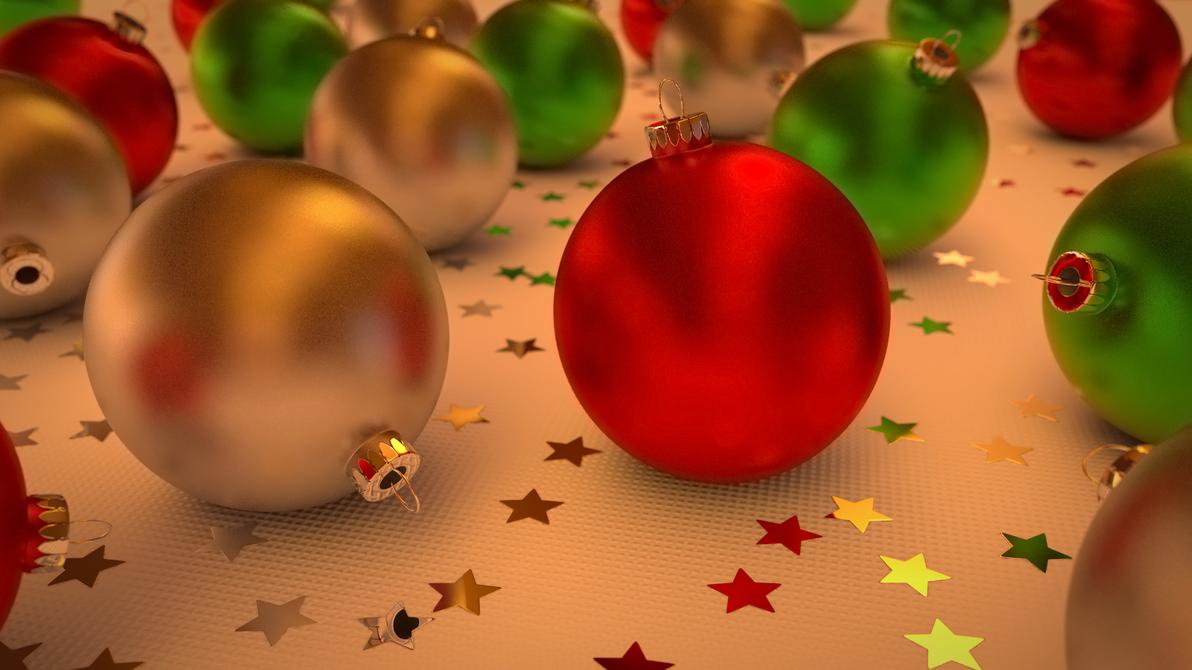 Ornaments - Desktop by PerpetualStudios