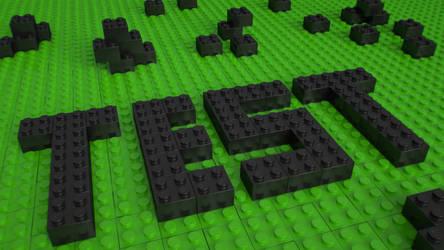 Lego Test by PerpetualStudios