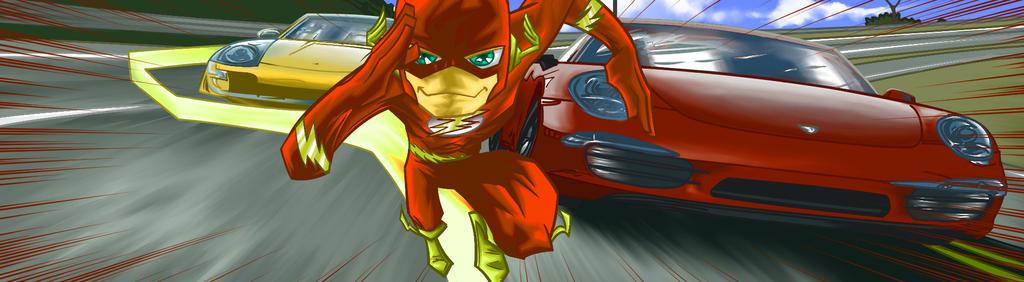 Flash by lefad