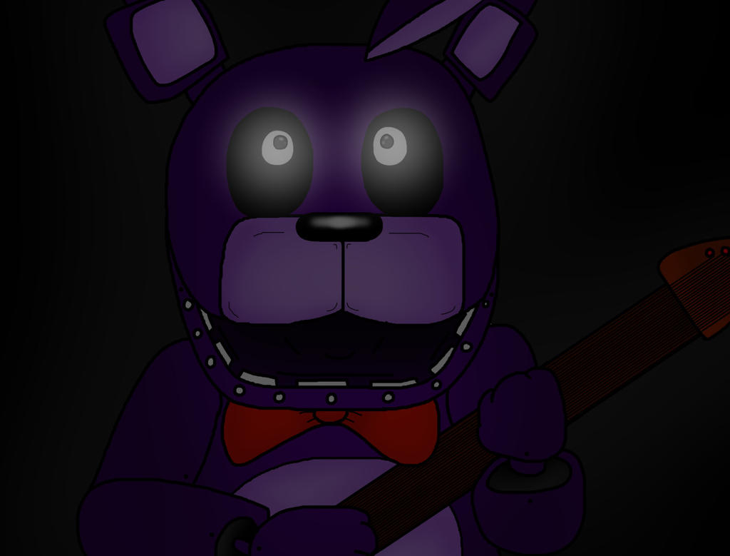 Five nights at Freddys [Bonnie] by Wolfdomo on DeviantArt