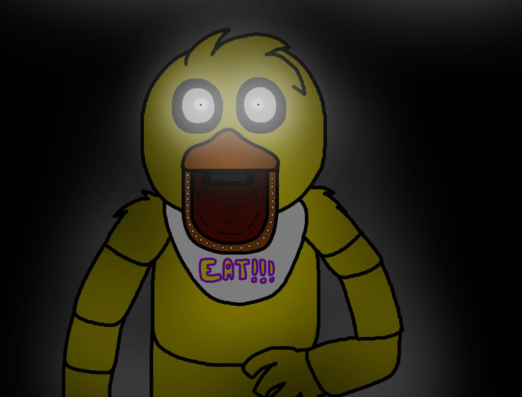 Five Nights at Freddy&#39-s 2 Toy Chica by Morvic by Morvic on DeviantArt