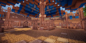 Minecraft Market Place