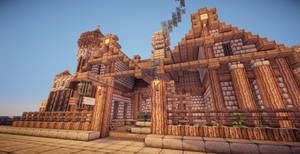 Minecraft Blacksmith I