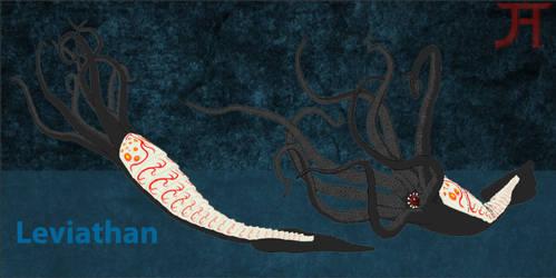 RWBY Leviathan by JTthomas92