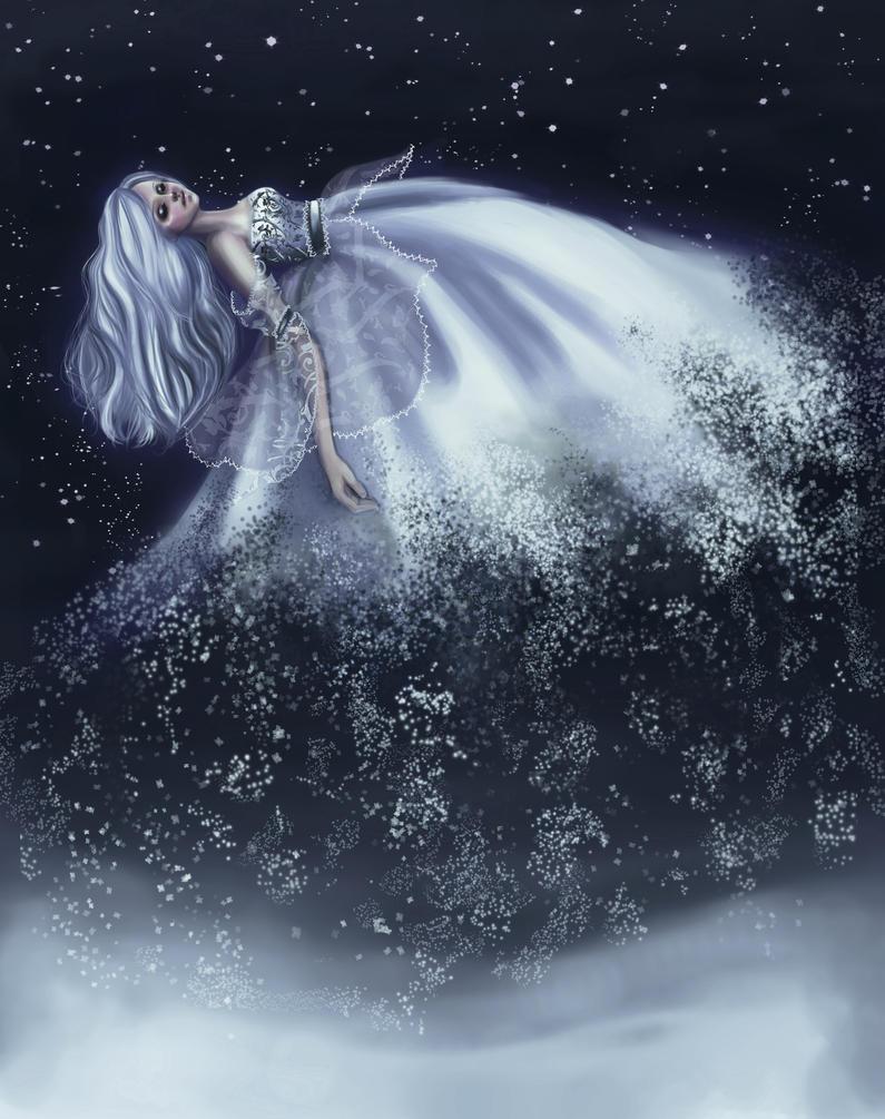 I dream of a snowfall... by AshKim