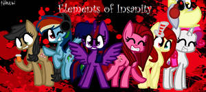 MLP Elements of Insanity