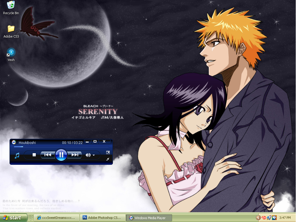 Ichigo and Rukia by xxxSweetDreamsxxx on DeviantArt