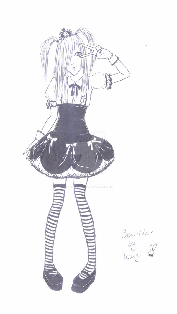 Bou-chan by coelha-da-lua