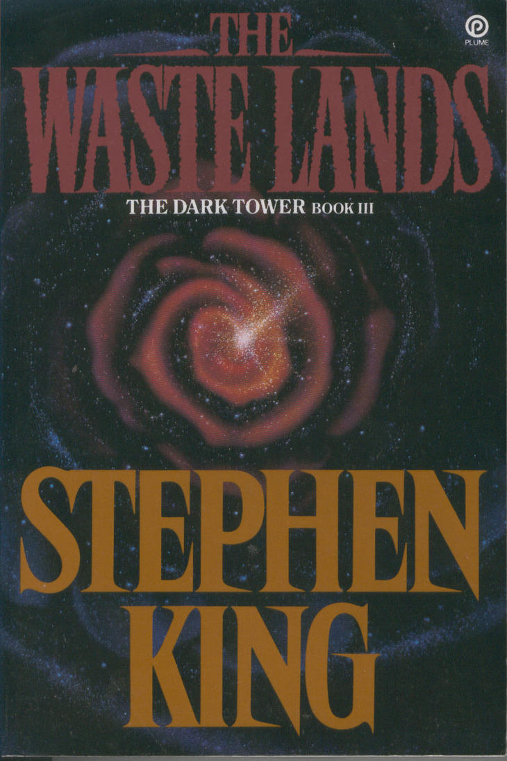 The Dark Tower Book 3: The Waste Lands by Stephen King (1991, Hardcover) 1st ED!