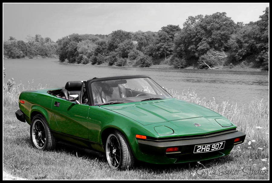 1980 Triumph TR7 by KaylaSevier