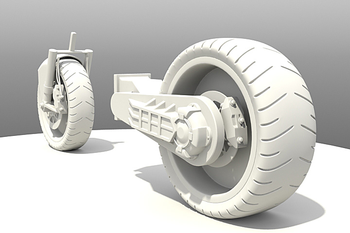 Lawmaster Progress - Wheels Finished by hoskins78