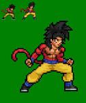 Goku ssj4 revamp!
