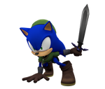 Sonic hero of time