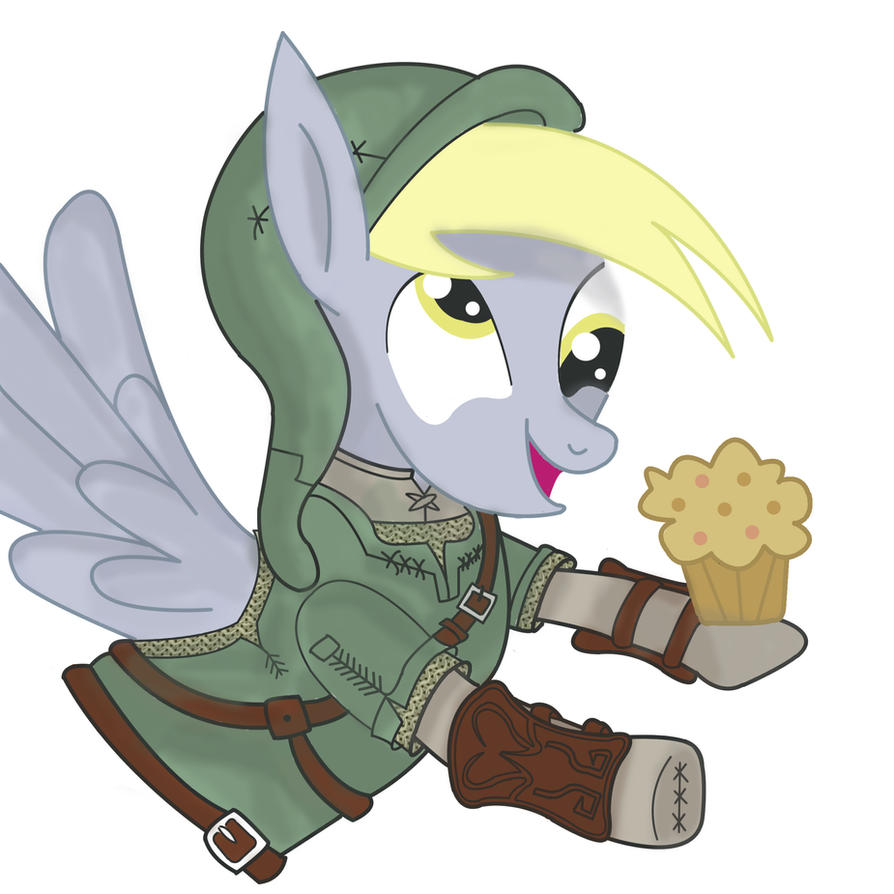 The legend of Derpy by HaRtBiTs